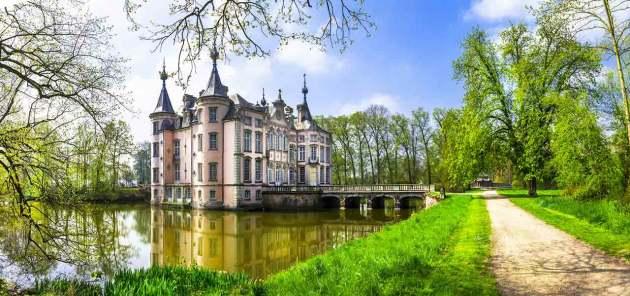 جاذبه های دیدنی بلژیک