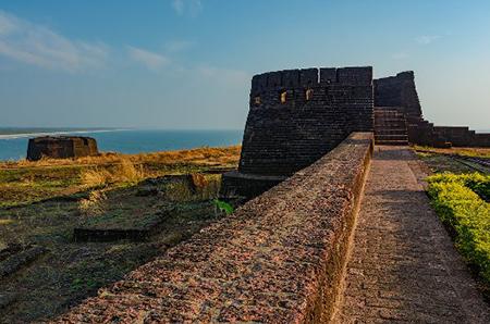 تصاویر جالب از قلعه بکال در کرالا هند