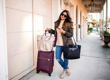 راهنمای انتخاب لباس مناسب برای سفر