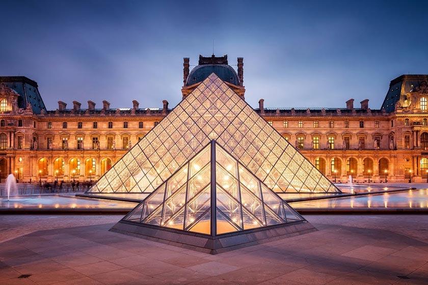 جاذبه های دیدنی فرانسه