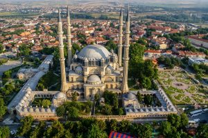 مسجد سلیمیه قونیه