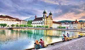 اماکن گردشگری سوئیس