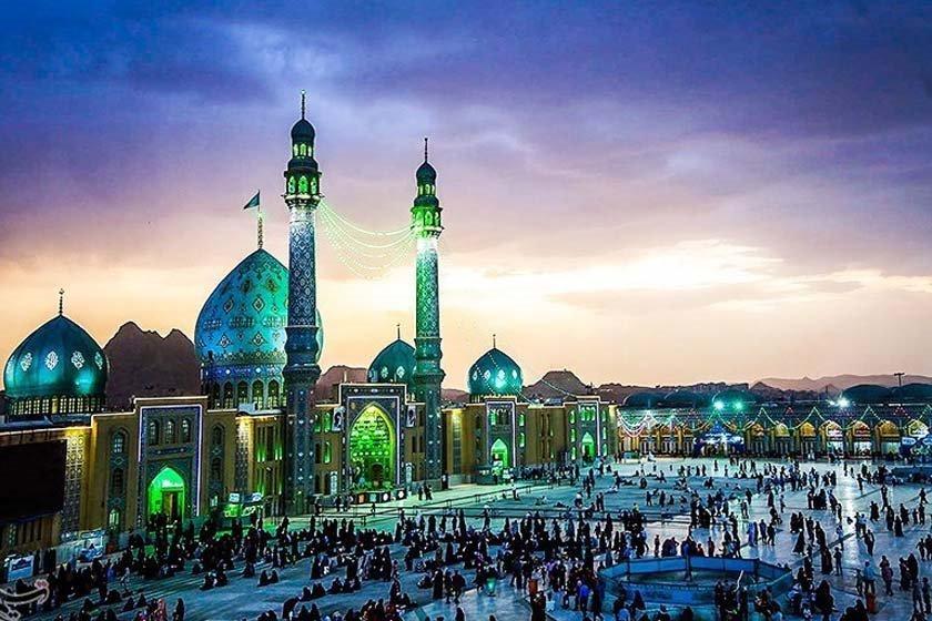 مسجد جمکران در قم