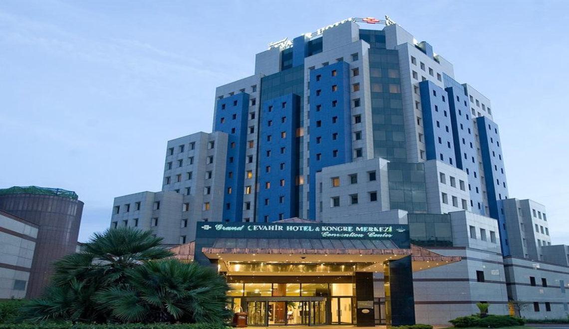 هتل گرند جواهر استانبول