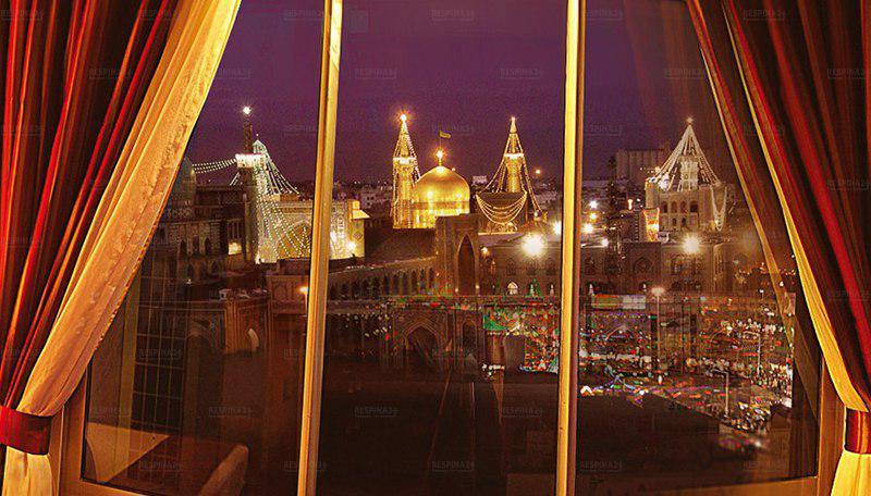بهترین هتل ها در مشهد
