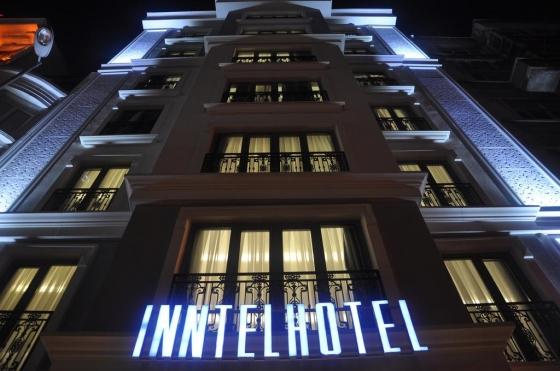 هتل اینتل استانبول
